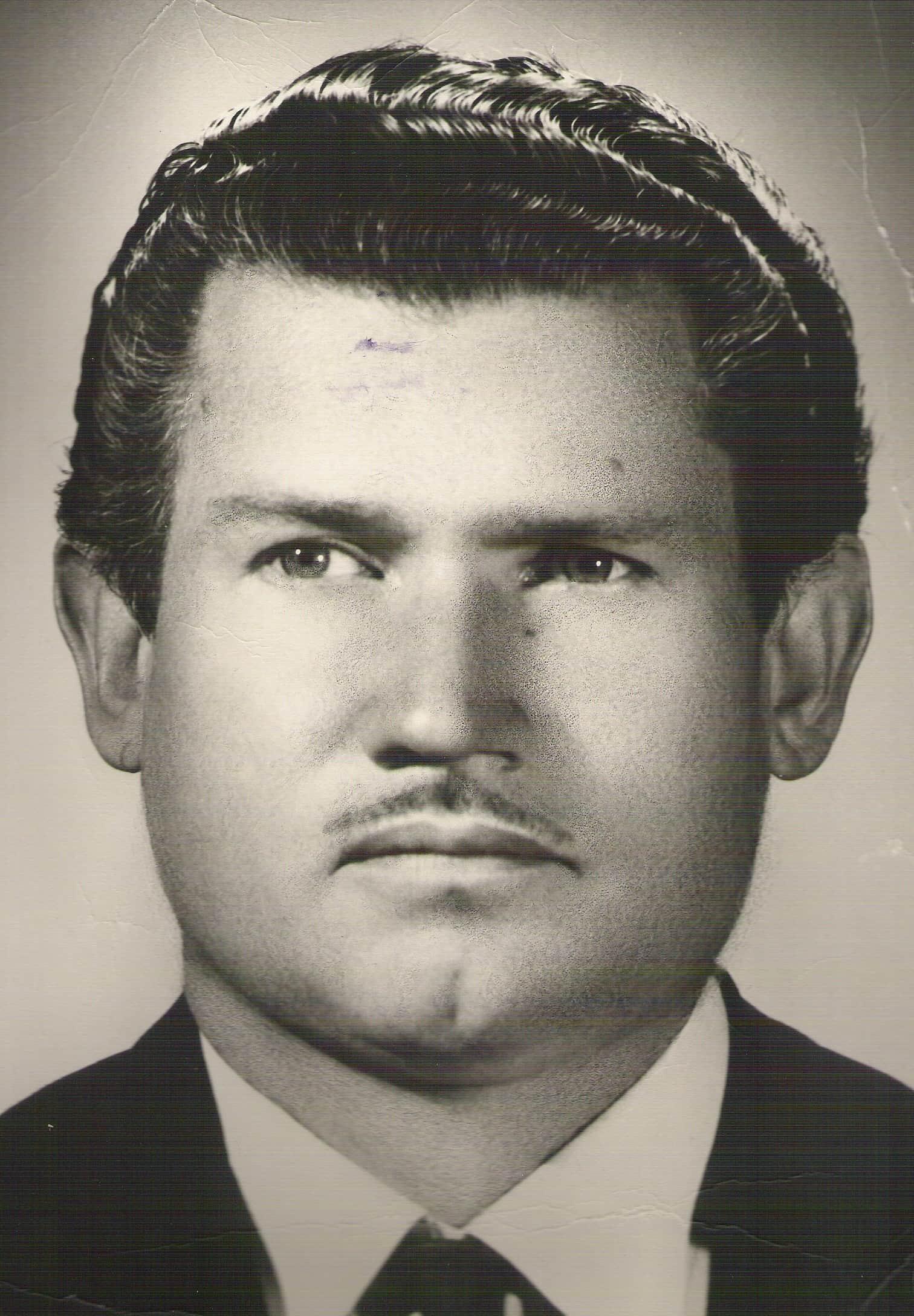 Ver. Augustino Garbin, Primeiro Presidente do Poder Legislativo Municipal - 1964/65 e 1968/69